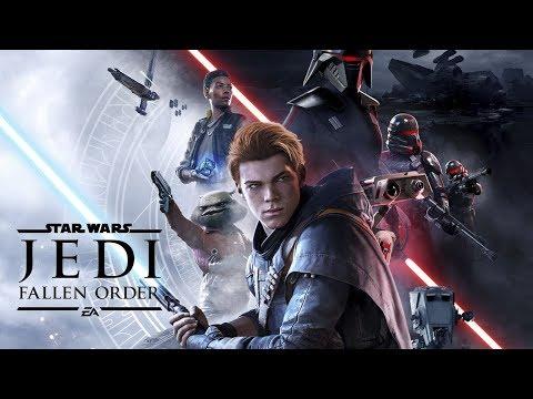 Star Wars Jedi: Fallen Order - ВЫШЛА! ПЕРВЫЙ ВЗГЛЯД ОТ БРЕЙНА