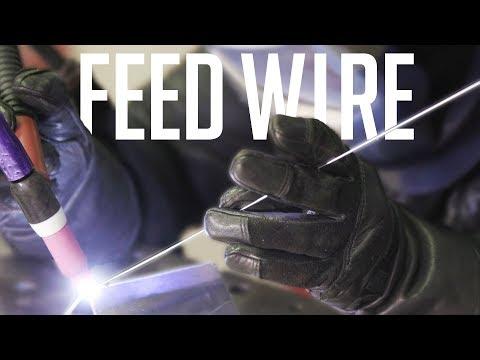 🔥 Feeding Filler Wire like @kanekid