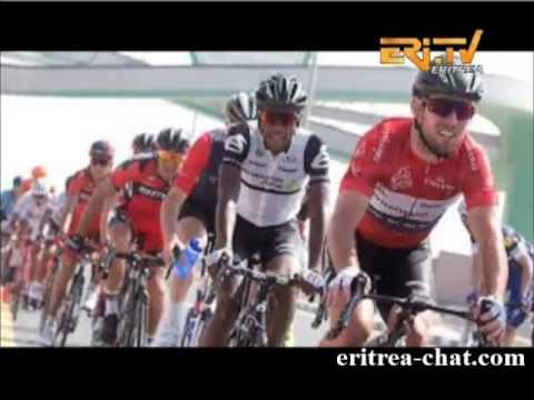 Eritrean Sport - Tour of Qatar 2016 - Stage 1 - Eritrea TV