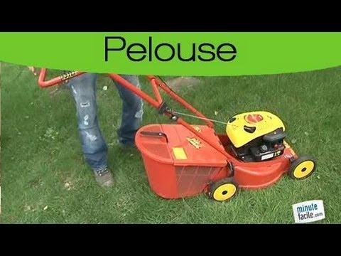 jardinage bien tondre la pelouse youtube. Black Bedroom Furniture Sets. Home Design Ideas