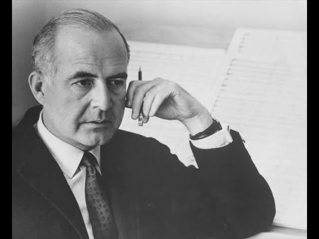 Samuel Barber - Adagio for Strings, op. 11 by Leonard Bernstein