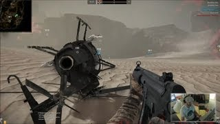 Ravaged Beta - Helicopter Crash Fail Time Gameplay (PC)