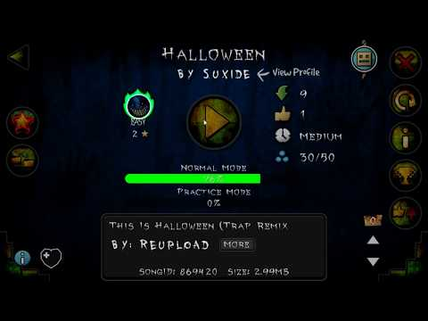 Halloween By Suxide | Zombie Dash Private Server