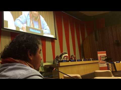 International Indigenous Peoples Day & 10th Anniversary UNDRIP @ UNHQ