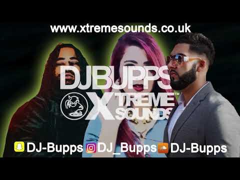 JASMINE SANDLAS REMIX   DJ BUPPS   XTREME SOUNDS   DEEP DOLLAS   LATEST PUNJABI SONGS 2018