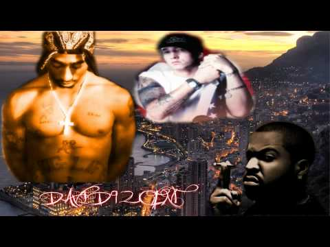 """2pac ft. Ice Cube & Eminem - """"I Just Died In Your Arms"""" ( New Remix 2013 )"""