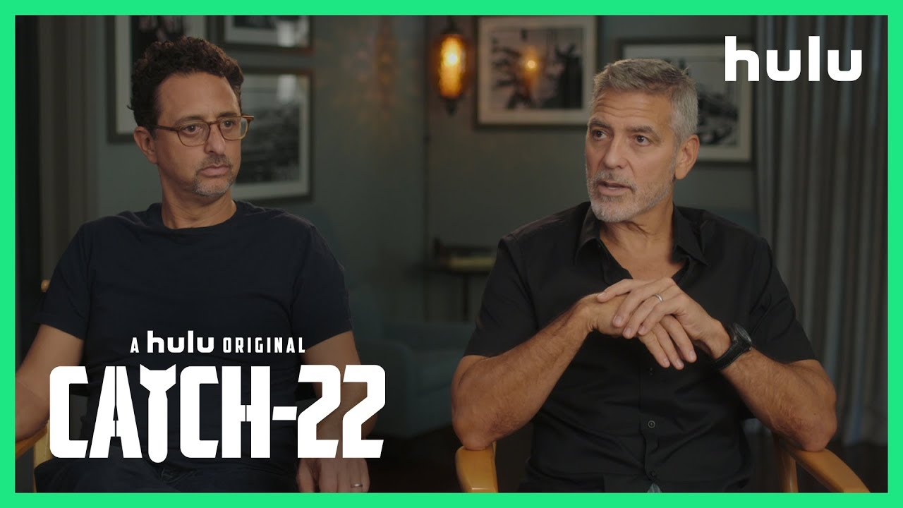 Catch-22: Get an in-depth look at Hulu's series with new