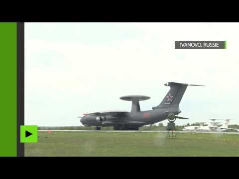 Le ministère de la Défense russe a présenté son nouvel avion de surveillance