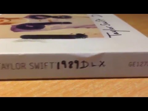 Review Album 1989 (Deluxe Edition) - Taylor Swift (Hong Kong Edition)