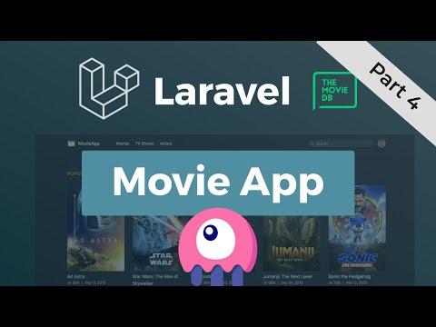 Laravel Movie App - Search Dropdown W/ Livewire - Part 4