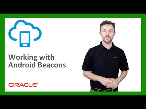 MCS: 68. Working with Android Beacons