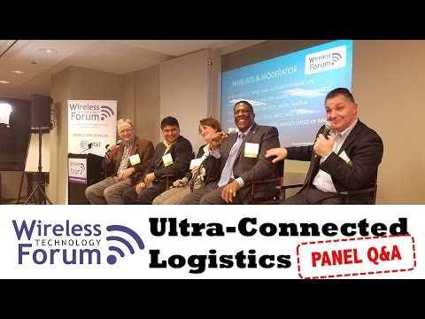 Ultra-Connected Logistics - Panel Discussion - March 2017