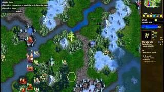 Diomed Vs Solimos-hun - Dwarves Vs Elves - Replay Of Battle For Wesnoth Ladder
