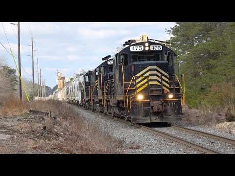 Winchester and Western Railroad: New Jersey Division