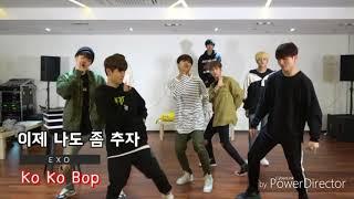 Get IN2IT EP 2 IN2IT(인투잇) Random Dance Bts, Pristin, Red Velvet ,Winner ,SNSD, Astro and etc