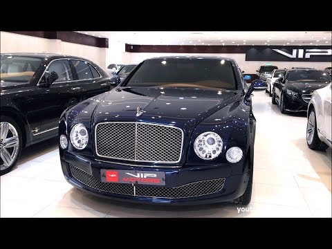 Bentley Mulsanne Speed 2016 | Real-life review