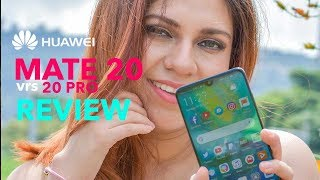 Huawei Mate 20 vrs 20 Pro - Review ¿Cuál me compro? #Mate20  Latinoamérica mate 20 unboxing
