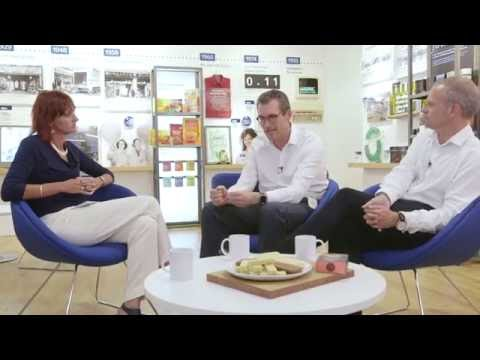 Tesco | Complaining Cow meets Dave Lewis and Matt Davies