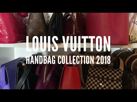Louis Vuitton Handbag Collection 2018 | wenwen stokes