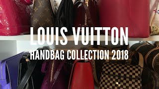 Louis Vuitton Handbag Collection 2018 | wenwen stokes