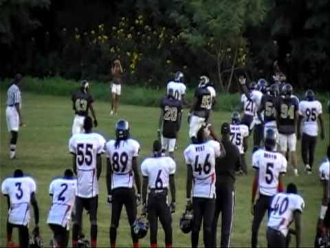 Baltimore Broncos 2010 Season Highlghts