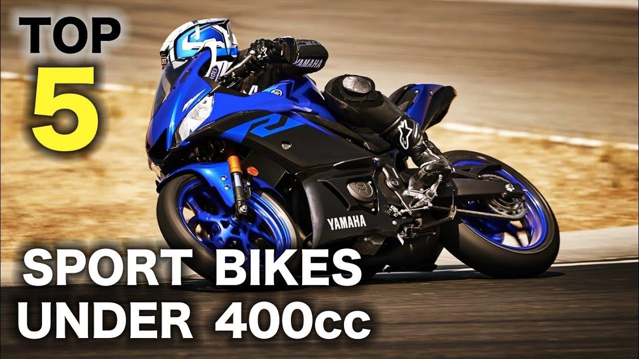 Top 5 Sport Bikes Under 400cc You