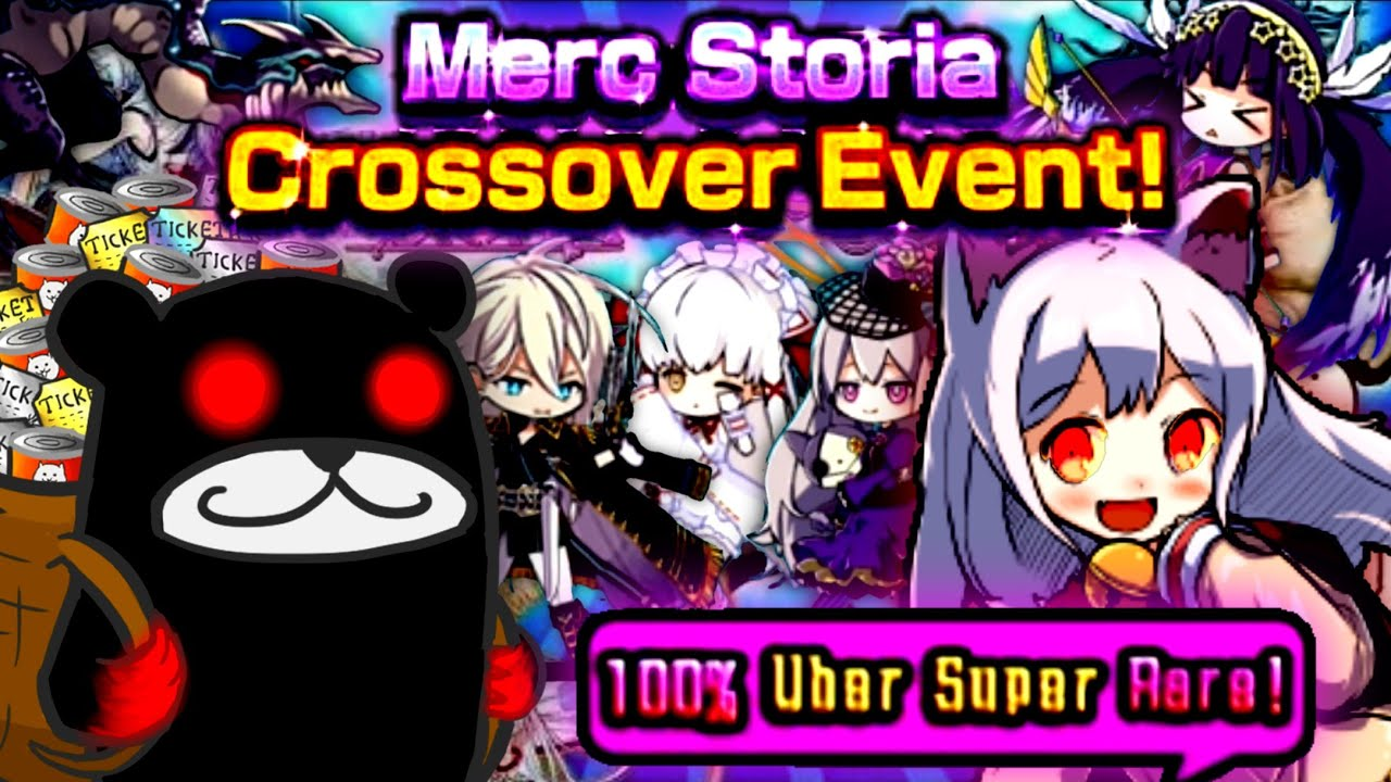 The Battle Cats × Merc Storia - 150+ Gacha Opening (...and Nono)