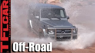 2016 Mercedes-Benz AMG G65 Off-Road Review: 621 HP of Earth Roaming Prowess(http://www.TFLcar.com ) The 2016 Mercedes-Benz AMG G65 is an old school off-road vehicle that's become an iconic on road car. But can this former poster ..., 2016-04-15T12:55:42.000Z)