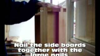 How To Put Together A Super Or Brood Box For A National Hive