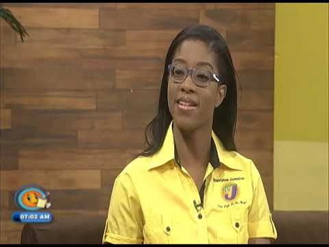 The Growing Global Ganja Industry (TVJ Smile Jamaica) October 30 2018