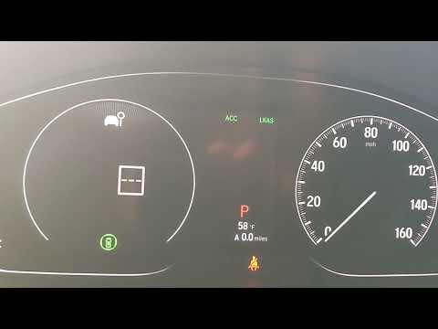 2020 Honda Accord LX quick review