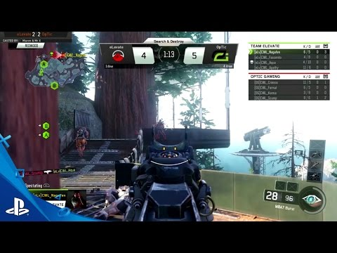 Call of Duty World League Top 10 Plays of the Year | PS4