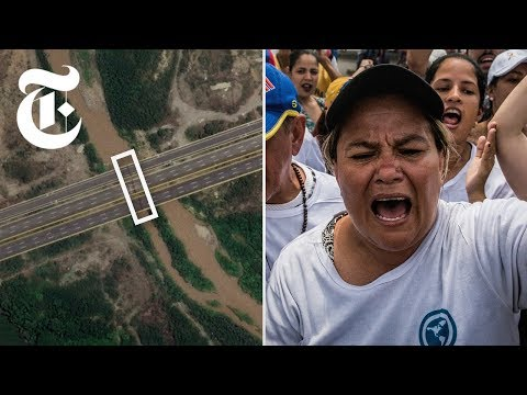 How a Venezuelan Border Bridge Became a Geopolitical Flashpoint | NYT News
