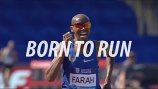 BORN TO RUN - Running Motivation