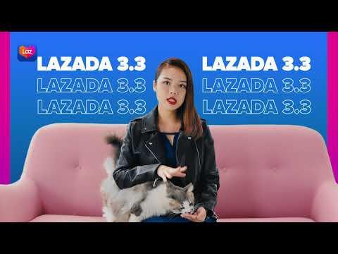 Lazada 3.3 THREE-Mendous Fest