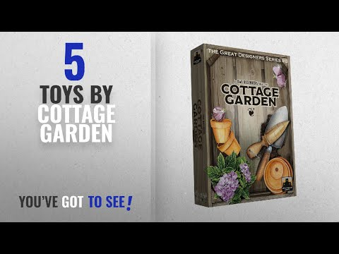 Top 10 Cottage Garden Toys [2018]: Stronghold Games Cottage Garden Game