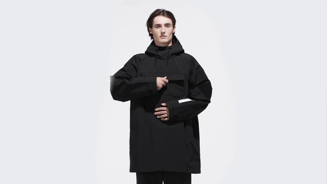 NMD Originals Jacket Black adidas OTH jLpzVqSMUG