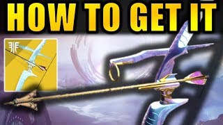 Destiny 2: How to Get the WISH-ENDER Exotic Bow | Forsaken