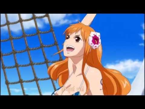 Nami and Robin Film gold episode 0