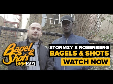 Bagel And Shots: Stormzy & Hot 97