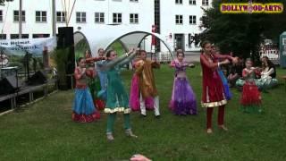 Bollywood Tanz für kinder in Deutschland, Bayern, Rosenheim- Tanzshow- Kids Bollywood