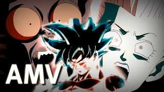 Download Dragon ball - Believer (Remix) AMV Mp3