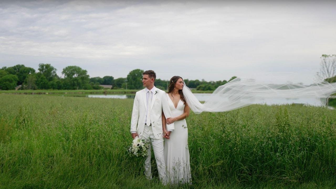 Maddi & Jake Wedding // Lone Summit Ranch Lee's Summit, MO