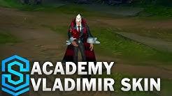 Academy Vladimir Skin Spotlight - League of Legends