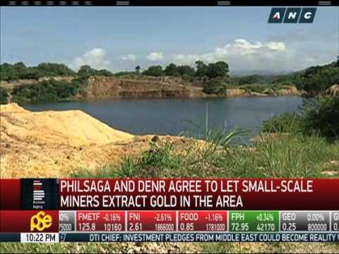 DENR wants biochar to rehabilitate mine sites