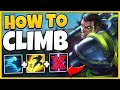 HOW TO WIN EVERY GAME WITH DARIUS   ABUSE BROKEN CHAMP (2 STEP STRATEGY) - League of Legends