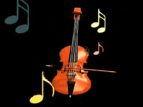 BEETHOVEN--LOVE STORY---VIOLIN and PIANO--duett