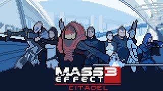 Mass Effect 3 - Citadel DLC - The End of An Era - [8-Bit]