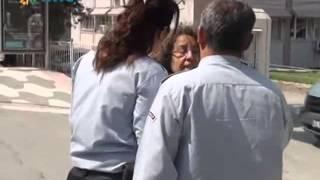 Soma'da Hayat TV'nin canlı yayınına engel