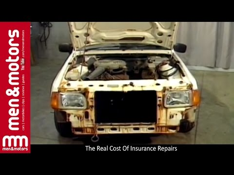 The Real Cost Of Insurance Repairs